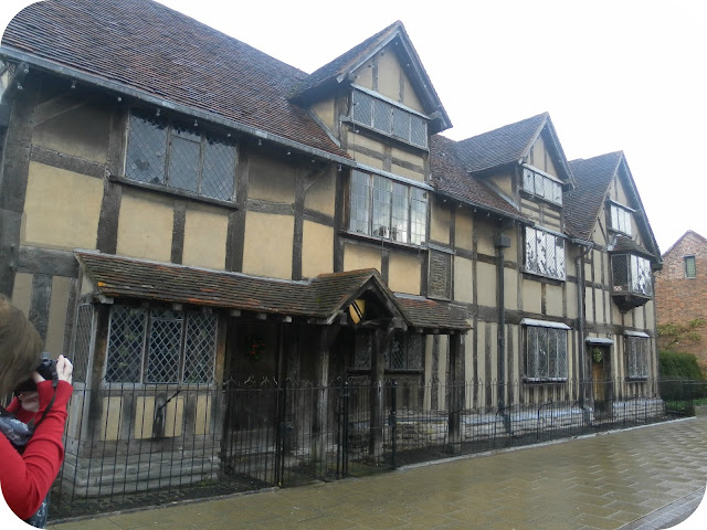 Visiting Stratford Upon Avon