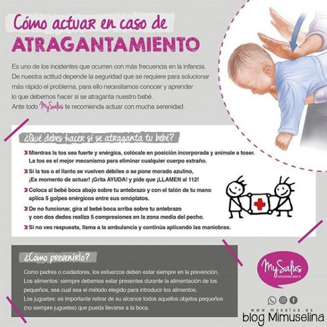 mysalus blog mimuselina primeros auxilios a bebés cómo actuar en caso de atragantamiento que hacer si mi bebé se ahoga