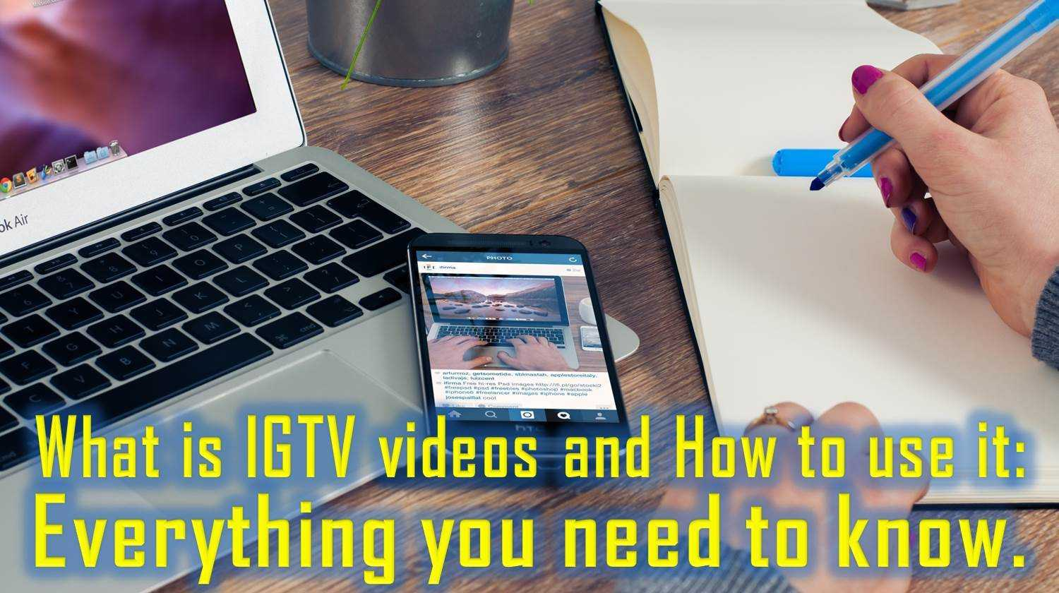 What is IGTV videos and How to use it, millionaire addicted, what is instagram tv