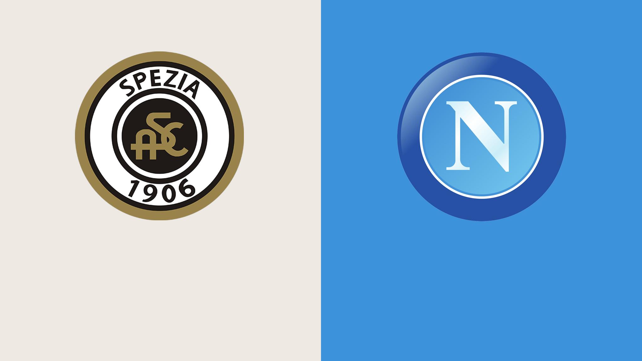 بث مباشر مباراة نابولي وسبيزيا