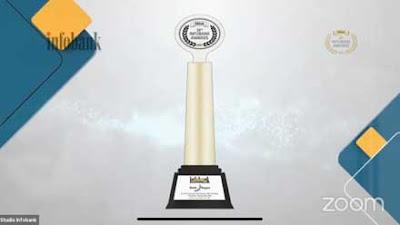 Bank Nagari Raih 2 Penghargaan Infobank Awards 2021