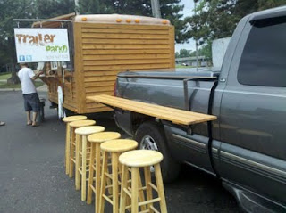 Photo of Trailer Park'd food stand in Lansing