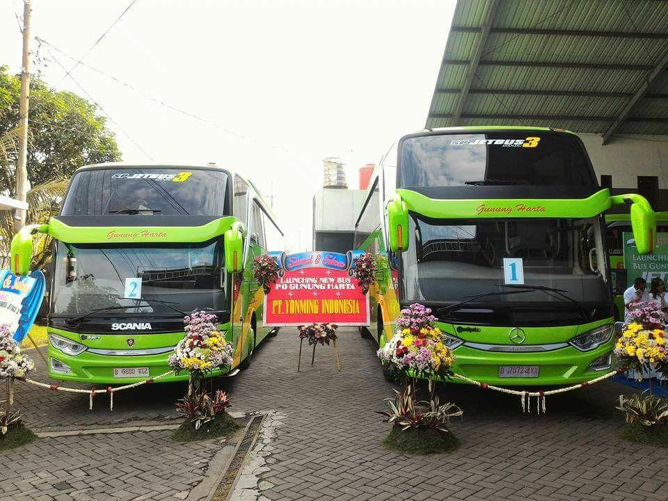 Jadwal Keberangkatan Dan Harga Tiket Keberangkatan Bus