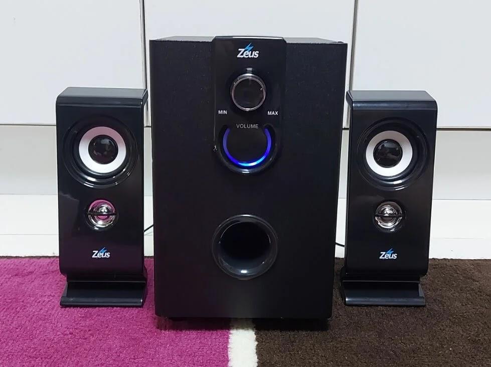 Zeus A-350 Bluetooth Speaker Review: Straightforward Sound