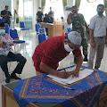 Bea Cukai Langsa Hibahkan '600 Karung' Bawang Bombay Sitaan Kepada Pemkab Aceh Tamiang