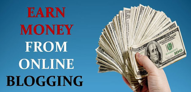 Earn Money From Online Blogging