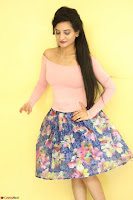 Janani Iyyer in Skirt ~  Exclusive 118.JPG