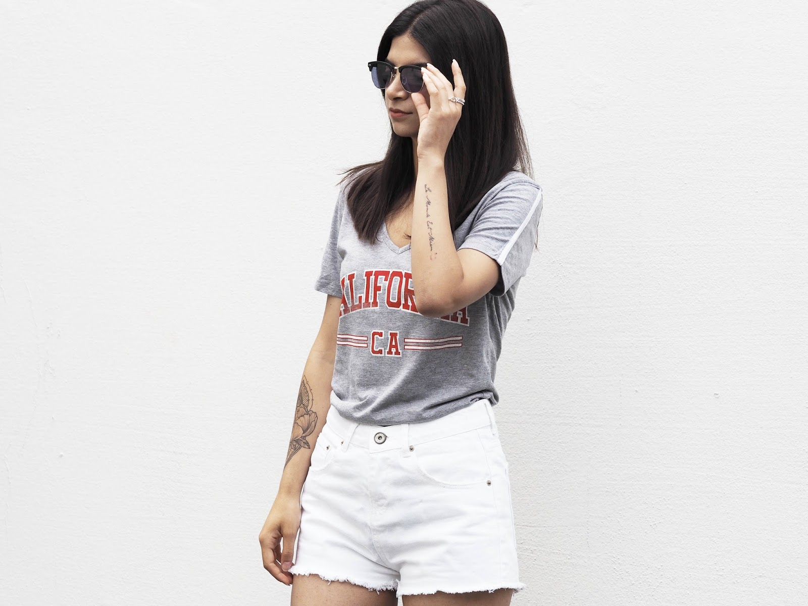 c36c2d0086a3 I am obsessed with denim shorts. I need to find a blue pair and a black  pair too as recentlyI lost weight and I ...