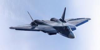 Jet Tempur Su-57