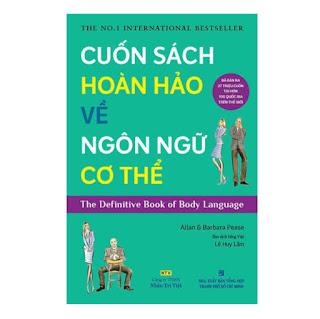 Cuốn Sách Hoàn Hảo Về Ngôn Ngữ Cơ Thể - Body Language (Tái Bản) ebook PDF-EPUB-AWZ3-PRC-MOBI