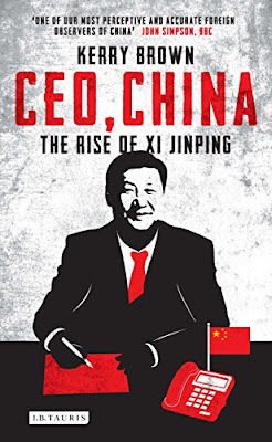 [Free ebook]CEO, China: The Rise of Xi Jinping by Kerry Brown