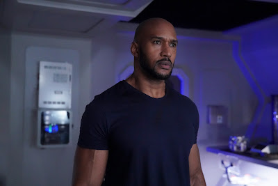 Alphonso Mackenzie in Marvel's Agents of SHIELD s6e12