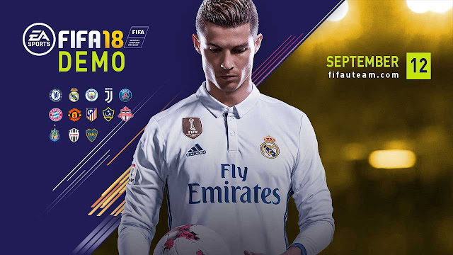 Download FIFA 2018 PC Demo