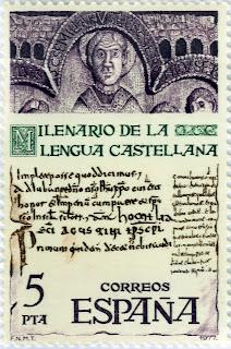 MILENARIO DE LA LENGUA CASTELLANA