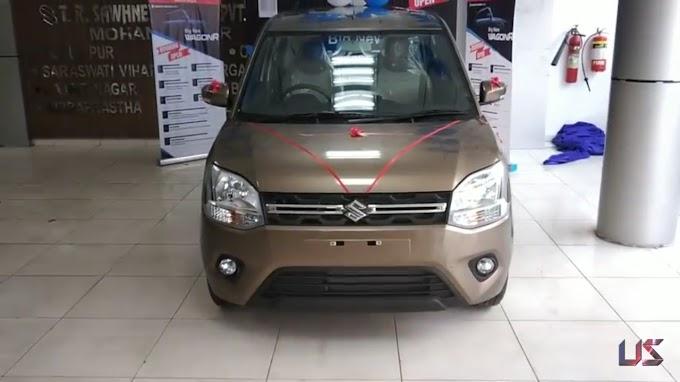 Maruti Suzuki Wagonr India's most loved hatchback