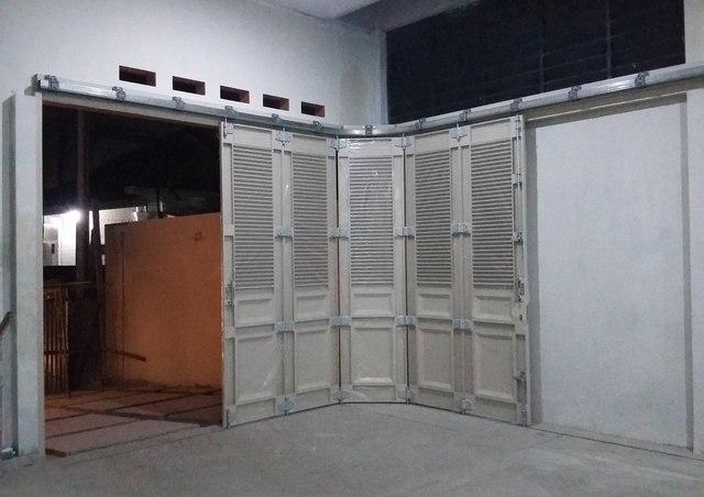 Model dan Harga Pintu Besi untuk Rumah, Ruko, dan Garasi | Pengadaan (Eprocurement)