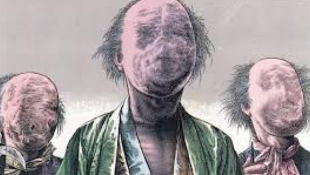 Hantu Jepang Paling Seram
