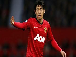Shinji Kagawa yang merupakan pemain asal Jepang diboyong The Reds Devils pada musim panas tahun 2012