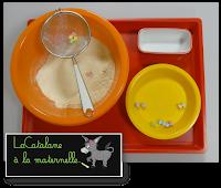 Tamiser la farine (LaCatalane)