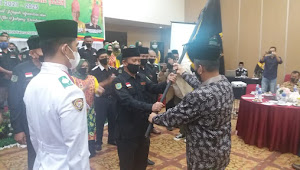 MANTAP, Gubernur Riau Kukuhkan Pengurus KKBR