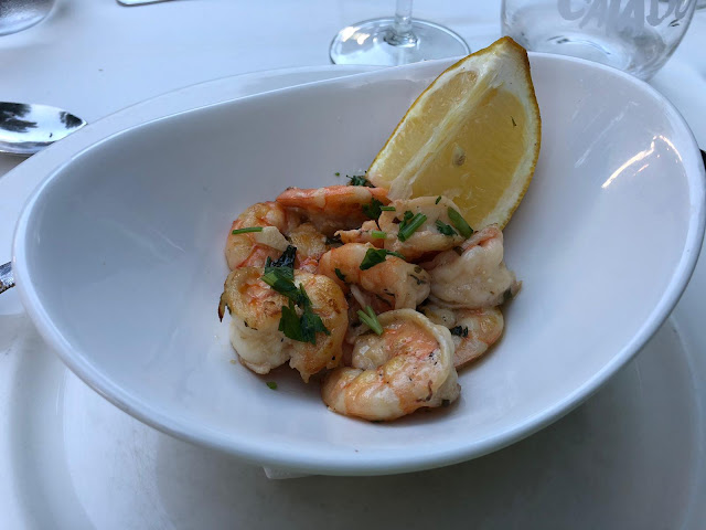 O Dragoeiro, Funchal, Madeira, Restaurant, King Prawns, Food,