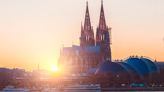 Cologne cathedral - http://circuitdestination.blogspot.com