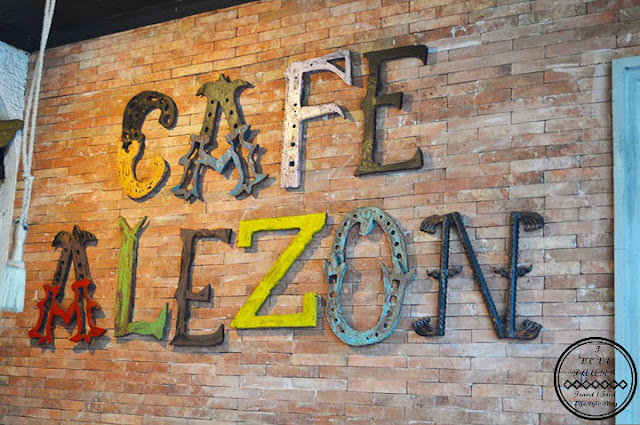Cafe Alezon: A Spanish Restaurant in Las Pinas
