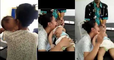 Ibu Sibuk Main Hp, Anak Balita Ini Meninggal Kesetrum Charger Hp, Orang Tua: 'Ya Allah Ampuni Hamba'