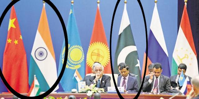 UN में भारत और चीन के झंडे पास-पास क्यों होते हैं, जबकि पाकिस्तान का दूर | GK IN HINDI