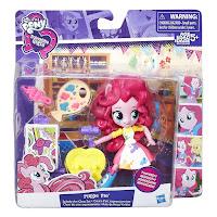MLP Pinkie Pie Equestria Girls Minis Splashy Art Class Set