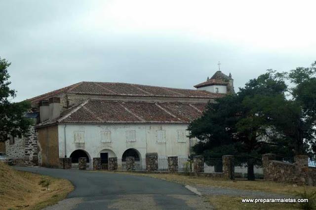 Ermita de Hontanares de Riaza