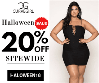 Halloween SITEWIDE Sale 20% OFF
