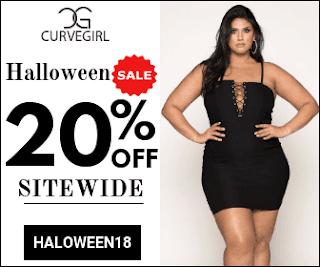 Halloween SITEWIDE Sale 20% OFF