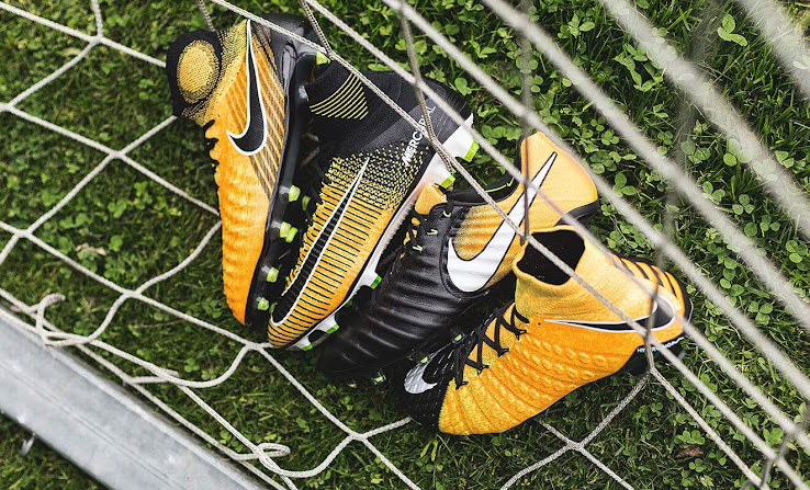 """Nike presentó su colección de botines """"Lock In, Let Loose"""""""