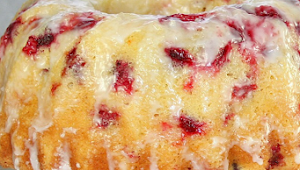 #CRANBERRY #ORANGE #BUNDT #CAKE