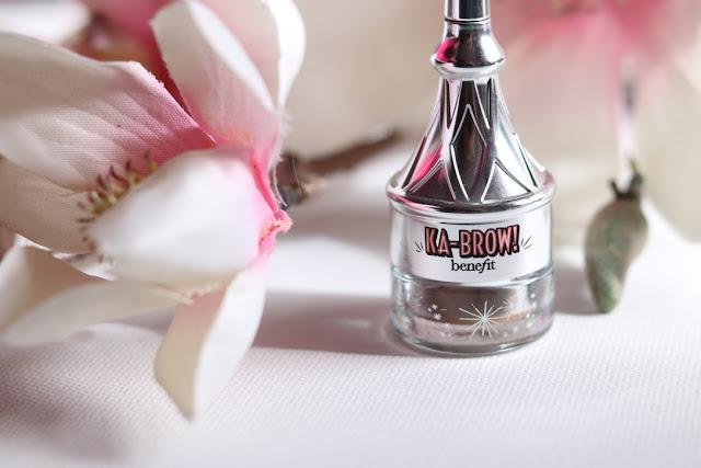 Benefit Cosmetics KA Brow Review