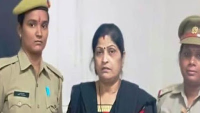 Mother That Killed Her Own Son Uttar Pradesh
