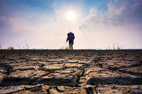 Asia drought (Credit: Jong-Won Heo—Getty Images/Moment RF) Click to Enlarge.