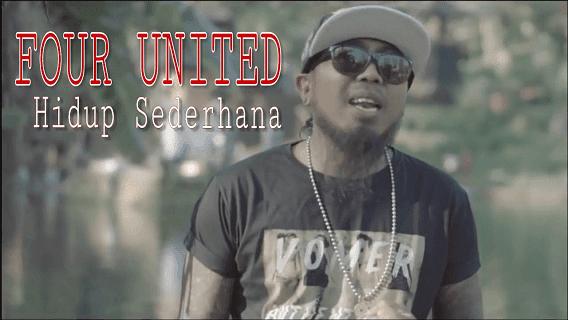 Lirik Lagu Hidup Sederhana - Four United