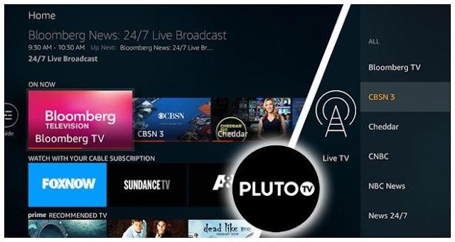 أفضل تطبيق الأفلام وبت المباشر Pluto TV للاندرويد 2020