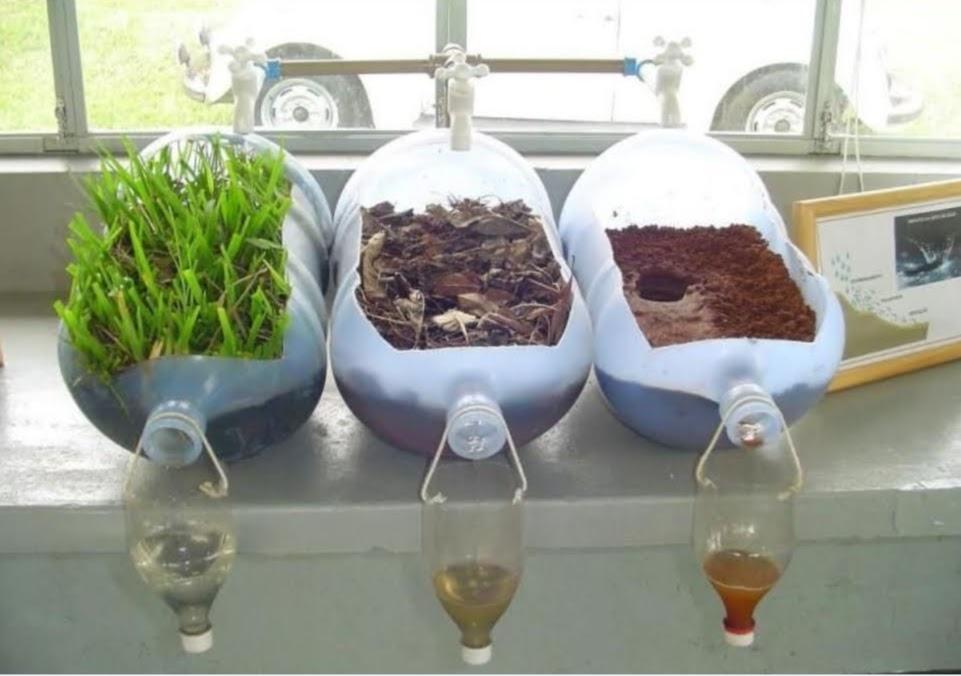 Soal latihan IPA kelas 9 bab Organisme tanah