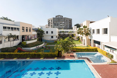 Mercedes Benz International School, Pune