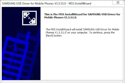 Download Usb Driver Samsung (Semua perngkat)