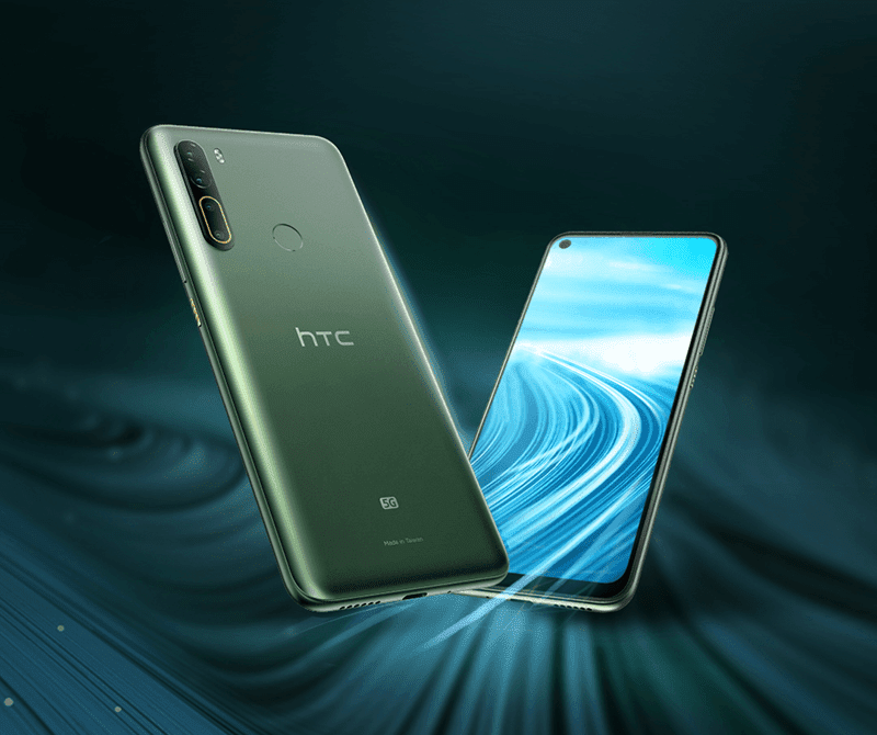HTC releases U20 5G and Desire 20 Pro in Taiwan