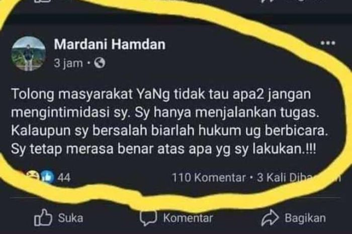 Dibully Seluruh Rakyat Indonesia Usai Pukul Ibu Hamil, Oknum Satpol PP: Saya Tetap Merasa Benar!