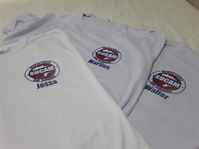 Camiseta Personalizadas SUCAM