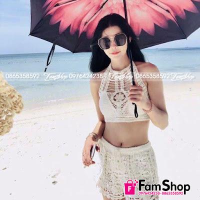 cua hang ban bikini dan moc tai Tay Ho