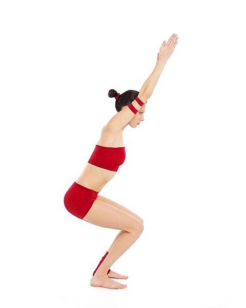 Yoga for Uppar Back Pain.