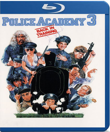 Police Academy 3: Back in Training [1986] [BD25] [Latino – Castellano]