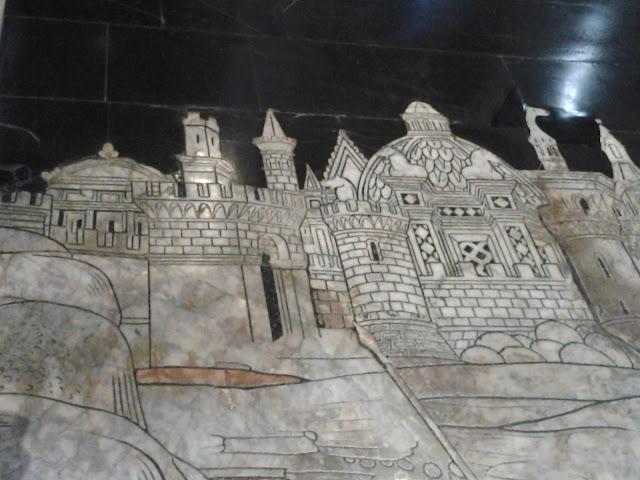 Pavimento della Cattedrale di Siena